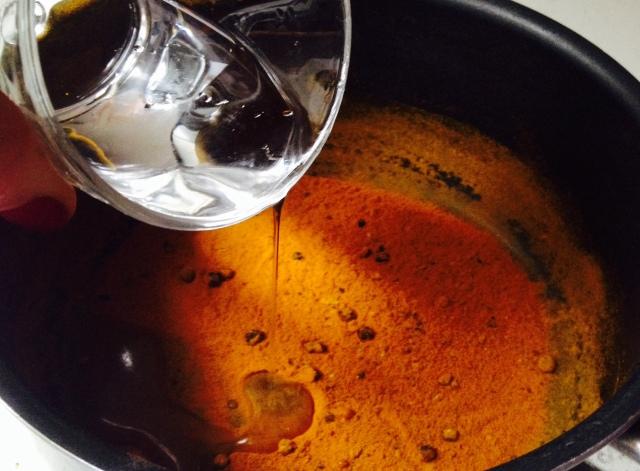 curcuma poivre recette
