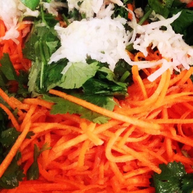 carottes lucuma fenouil