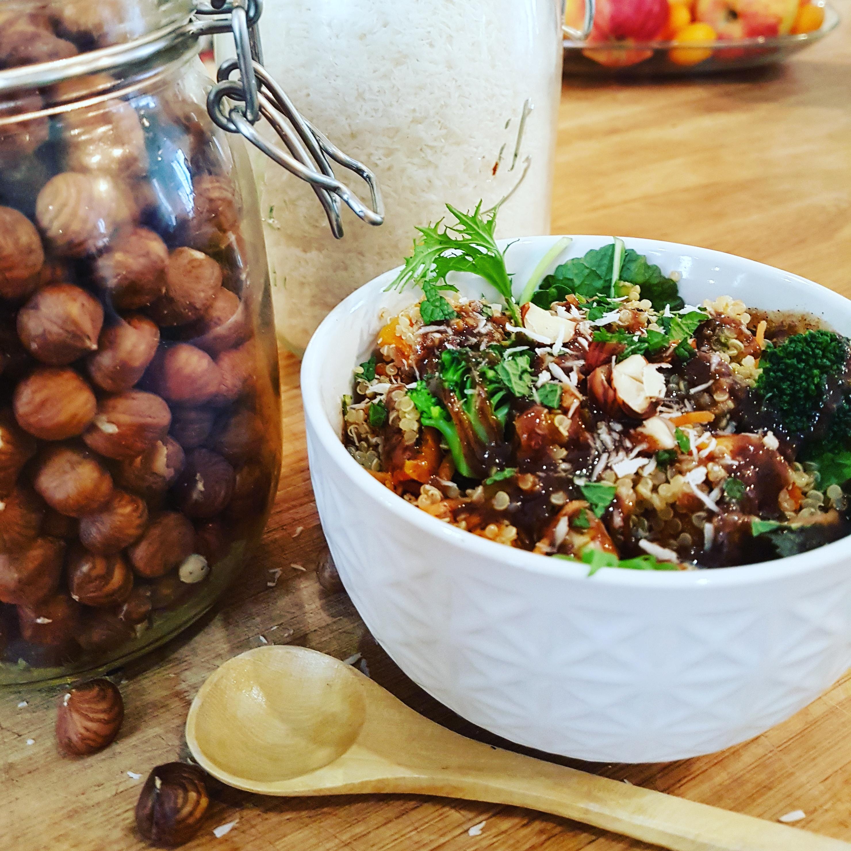 recette veggie vegetarienne vegan