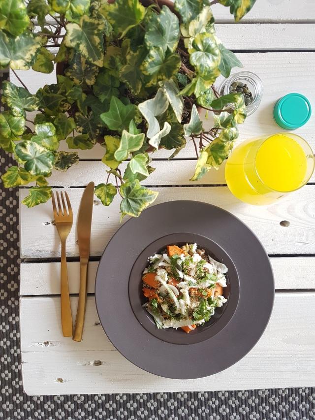 recette salade végétarienne
