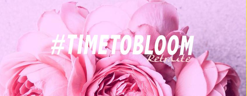 retraite Yoga Time to Bloom