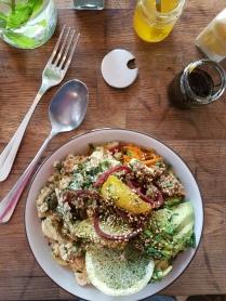 plat vegetarien super aliment