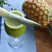 jus concombre ananas