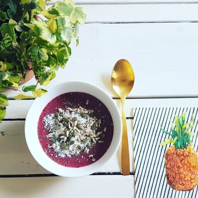 recette acaï bowl