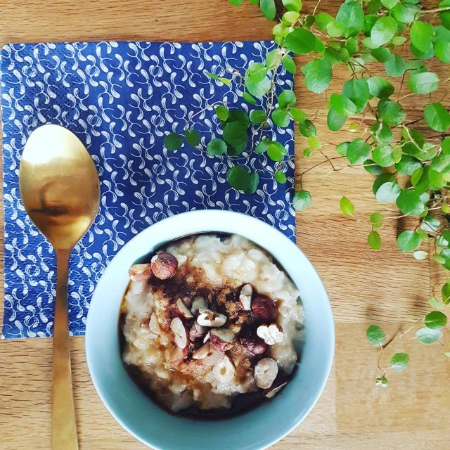 recette petit dejeuner healthy