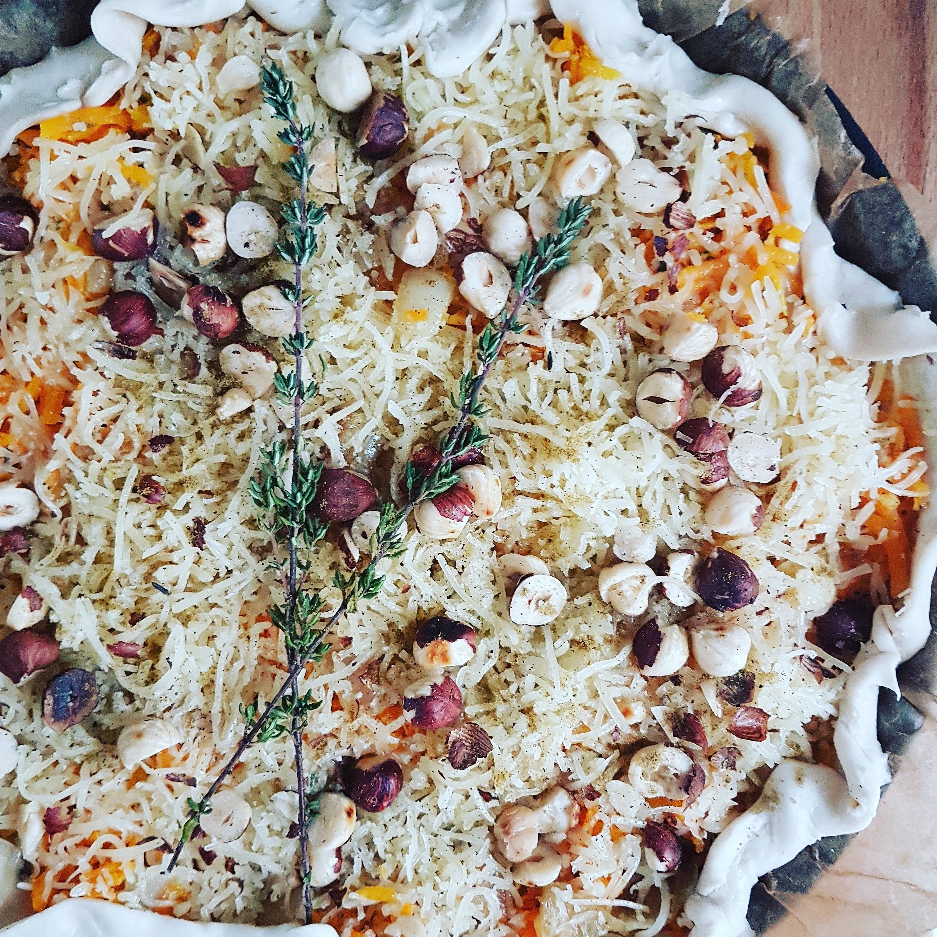 recette tarte vegetarienne