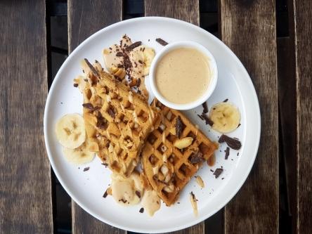 Coulis de Peanut Butter et Chocolat