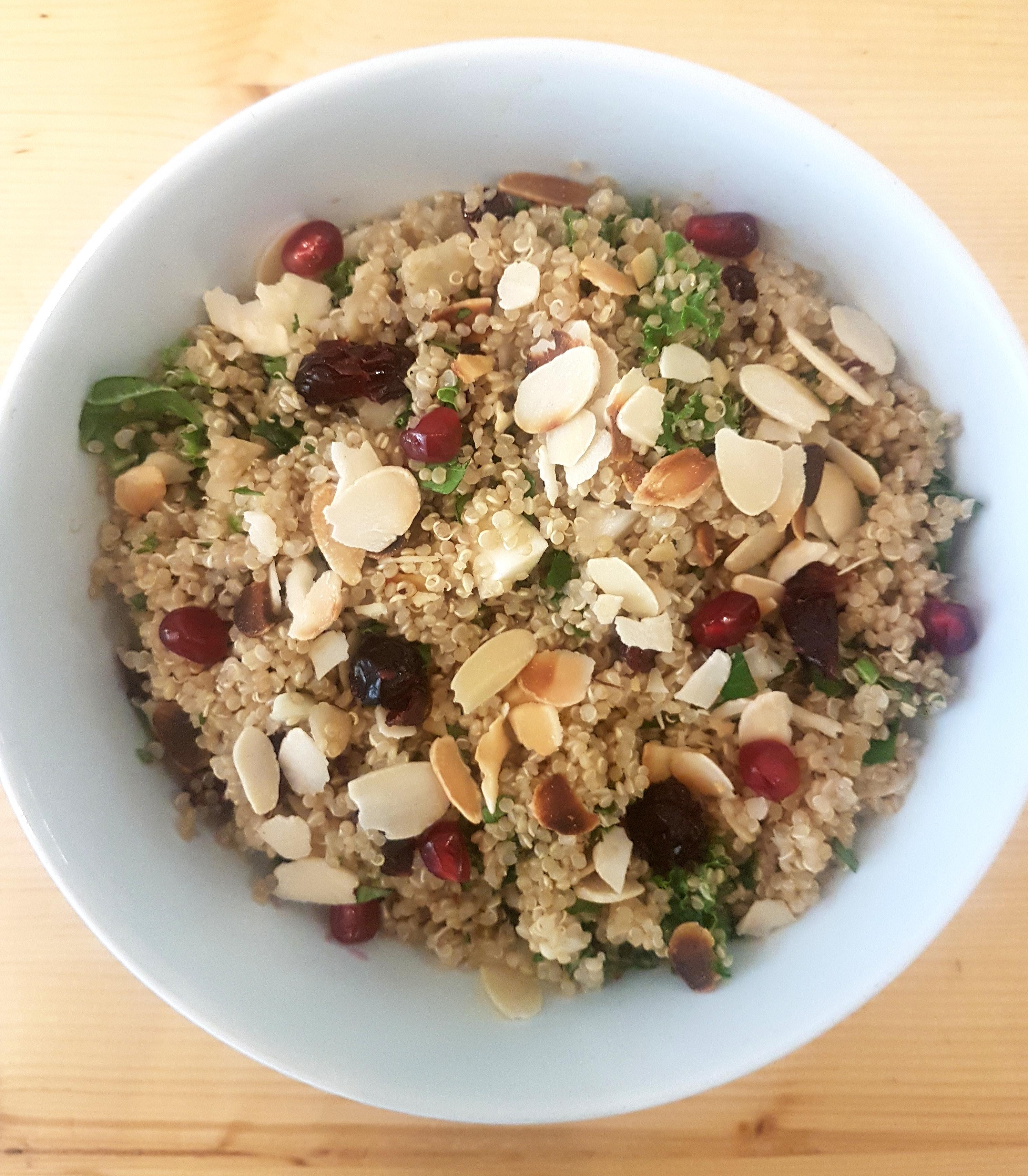 recette de salade vegan