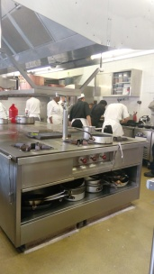 Les cuisines de Ferrandi