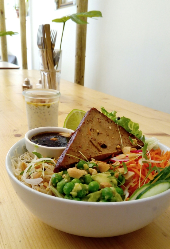 vegan bowl asian comptoir veggie